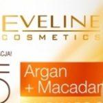 Ujędrniająco-nawilżający balsam do ciała Eveline Cosmetics Argan + Macadamia