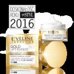 """Doskonałość Roku 2016 miesięcznika """"Twój Styl"""" dla Eveline Cosmetics"""