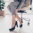 Praca biurowa, a zdrowie naszych nóg