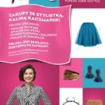 Galeria Wołomin zaprasza na zakupy ze stylistką!