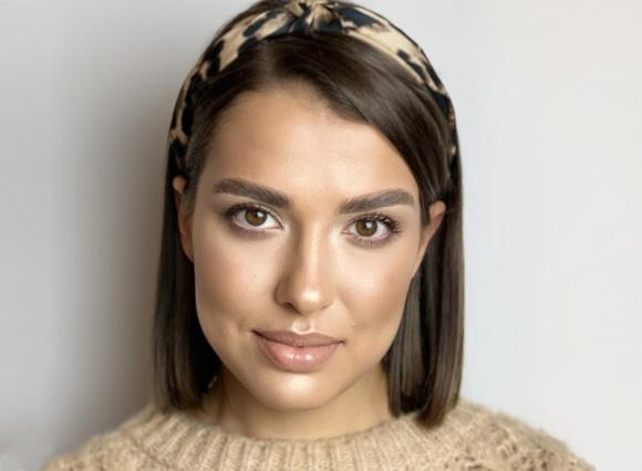 Wegański makijaż w 10 minut LIFESTYLE, Uroda -